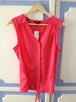 Lovely H&M Bright Top/Shirt, size UK10 - brand new with tags - RRP £14.99
