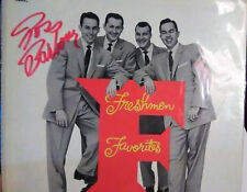Ross Barbour signed autographed Four Freshmen LP 1956 Capitol Records