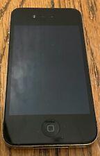 Apple iPhone 4 (32GB; A1332 EMC 380B; Black; VG+)