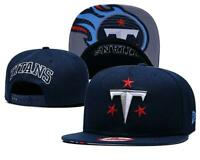 Tennessee Titans New Era Hat NFL 9FIFTY Snapback Adjustable Cap Adult One Size