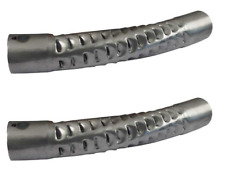 VANCE & HINES REPLACEMENT BIG RADIUS 2-2 BAFFLE **SOLD AS A PAIR** **IN STOCK*