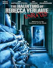 Haunting of Rebecca Verlaine Killer Stalks Rebecca Horror Used Very Good Dvd