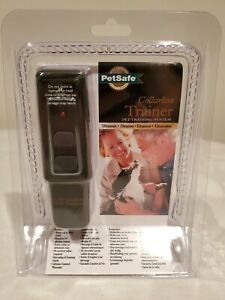 PetSafe Collarless Remote Dog Trainer Handheld Ultrasonic 2 Tone PUPT-100-19 NEW