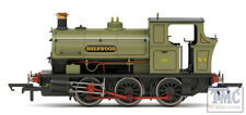 R3693X Hornby OO Sherwood Colliery Co.Ltd,Peckett B2 No.4 'Sherwood'(DCC Fitted)
