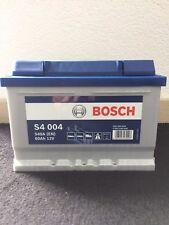 Autobatterie Batterie BOSCH S4 004 60Ah 12V 540A 560409054 nur SELBSTABHOLUNG !!