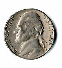 1963 D Jefferson Nickel, Finish Your Book With This Circulated Coin #5224