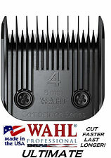 Wahl ULTIMATE COMPETITION 4 SKIP BLADE*Fit Oster A5 A6 Clipper*Pet DOG Grooming