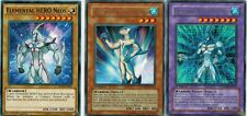 ELEMENTAL HERO AQUA NEOS 1ST DP03 Fusion Set: Neo-spacian Aqua, Hero Neos YUGIOH