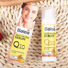 Balea Anti wrinkle SERUM Q10+ Omega Complex Enhances the Skin's Elasticity 30ml