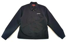 Supreme PlayBoy Work Jacket Black Size M Mens FW16