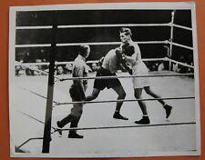 Original Vintage Boxing Photo: Jack Dempsey v Gene Tunney II