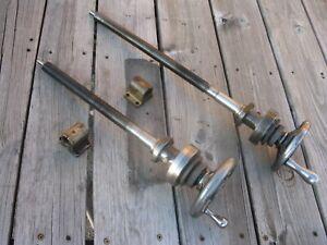 Moore no.1 jig grinder precision leadscrews & bronze bushings X & Y axis