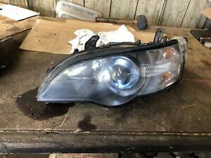 Subaru Liberty 4th Gen Left Headlight Halogen Type 05/2003-05/2005