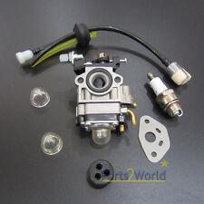 Carburetor & Fuel Line F Echo SRM2601 SRM2610 PE2601 Trimmer Walbro WYJ-192 Carb