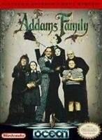 Addams Family, The - Nintendo NES Game Authentic