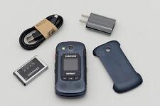 Samsung Convoy 4 B690 GSM Unlocked + Verizon Pre-Paid Rugged Flip Phone Cellular