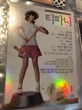 Girls' Generation SNSD Tiffany TI007 Holo Star Card