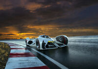 "2014 CHEVROLET CHAPARRAL 2X VGT NEW A1 CANVAS PRINT POSTER 33.1""x23.4"""