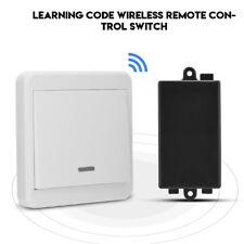 220V 433MHz 1-CH Sans Fil Télécommande Relais Interrupteur Module Récepteur
