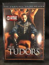 The Tudors: The Complete Third Season (DVD, 2009, 3-Disc Set)