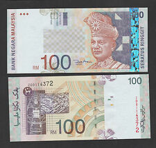 Malaysia 100 Ringgit RM100 (2001) P44d ZD Replacement UNC