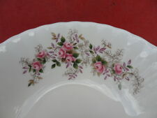 "Royal Albert, Lavender Rose, 4 x 5.25"" fruit saucers (A)"