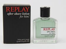 REPLAY Aftershave lotion For Him 75ml