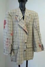 Mens zombie blazer jacket dead VINTAGE 90S MENS DEAD MAN COSTUME 40S ZOMBIE S 38