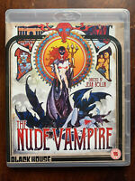 The Nude Vampiro Blu-Ray 1969 Francese Cult Film Horror