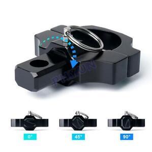 """1x Whip Light Mounting Bracket For 1.75"""" to 2"""" Rollbar Cage LED Spotlamp ATV UTV"""