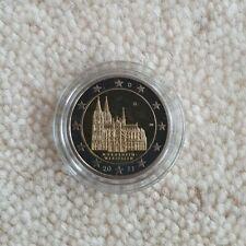 2 Euro Sammlermünze 2011 PP Nordrhein-Westfalen Spiegelglanz Prägestätte D