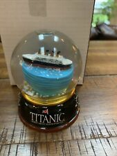 "Titanic Collectable Warner Museum Snowglobe 3.5"" / 65mm Snow Globe"