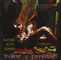 IN UTERO CANNIBALISM - PLAYING WITH DUMMY  CD NEU