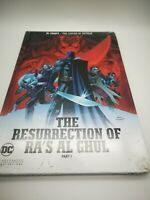 The Resurrection Of Ra,s Al Ghul Dc Comics  The legend of batman New sealed