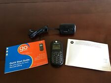 Motorola C139 Cell Phone Go Phone Cingular At&T Tested Working Pay As You Go