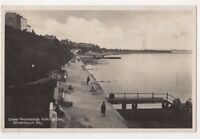 Dovercourt Bay, Lower Promenade Looking East Essex 1933 RP Postcard, B680