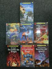 7 Stück Battletech Bücher - Band 18, 37, 39, 44, 48, 49, 51 !