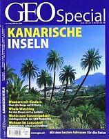 GEO Special 6/2005: Kanarische Inseln von Peter-Matthias... | Buch | Zustand gut