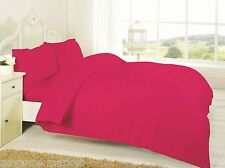 100% EGYPTIAN COTTON 200  THREAD COUNT FITTED / FLAT / VALANCE SHEETS ALL SIZES