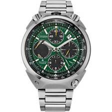 Reloj Para Hombre Citizen PROMASTER CRONÓGRAFO Tsuno Racer Pulsera AV0081-51X