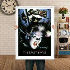 The Lost Boys Poster - Movie Poster Art Poster, Monster Hunter Poster Wall Decor