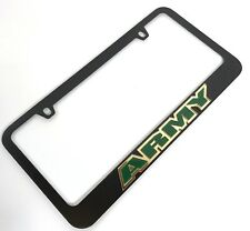 Chrome License Plate Frame United States Army This We/'ll Defend Auto 213