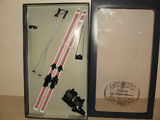 Franklin Mint Female Diana Doll Ski Suit Accessories With COA For 16 Inch Vinyl