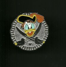 Donald Duck Pieces of Eight Pirate Coin Splendid Walt Disney Pin