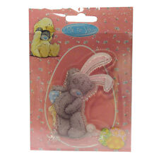 Teddy Easter Long Ears 9cm x 7cm stamps - Me to you Easter for cards/crafts