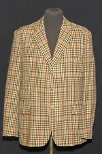 VINTAGE BURTON DOGTOOTH WINDOWPANE CHECK TWEED SPORTS JACKET 42""