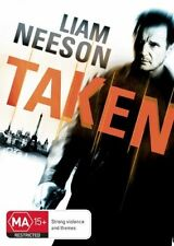Taken [DVD], BRAND NEW & SEALED, Region 4, Next Day Postage....4503
