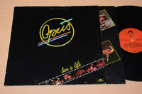 OPUS LP LIVE IN OBERWART 1°ST ORIG GERMANY 1984 EX