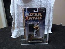 Star Wars 2004 ROTJ Gold Lando Calrissian Death Star AFA Sealed MIB BOX