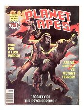 Planet of the Apes magazine #20 (Marvel 1976)